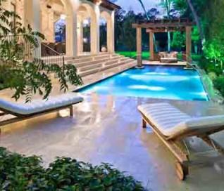 Swimming Pool Arbor