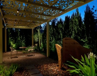 Case Study: Iron Shade Arbor