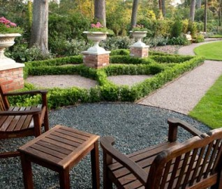 Formal Landscape Design