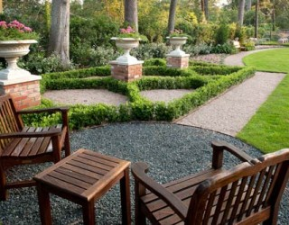 Case Study: Formal Landscape Design