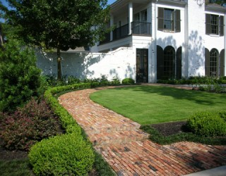 Tanglewood Landscape Front Yard Renovation Case History