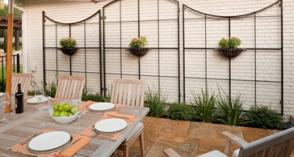 Plants and Shrubs for Summer Kitchen Design