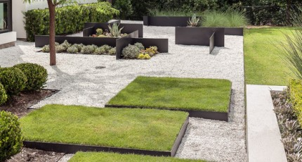 Modern Landscape Renovation