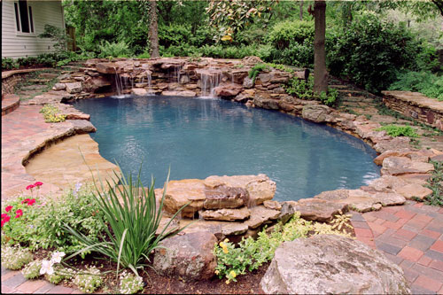 Natural Swimming Pool Design Case History – Exterior Worlds
