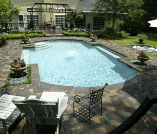 Landscape & Pool Project