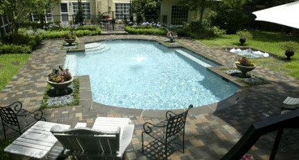 Linear Pool Designs – Exterior Worlds