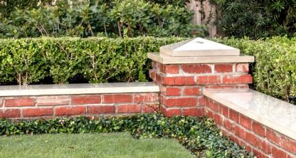 Landscape Brick Walls