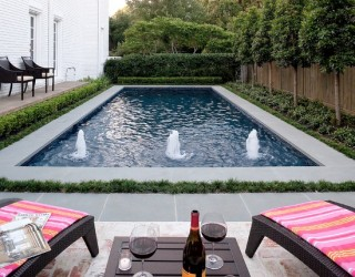 Pool & Landscape Design Renovation Case History