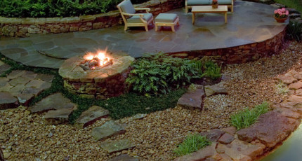 What are some Stone Landscaping Ideas