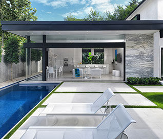 Landscape & Pool Project